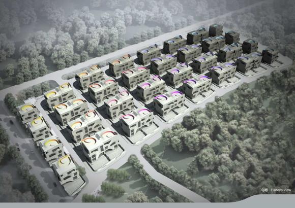 Fairyland Guorui Villa complex 17