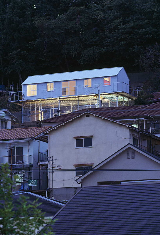 House in Rokko 8