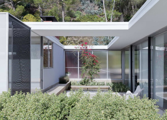 Julius Shulman Home and Studio 5