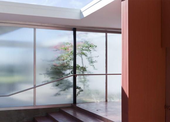 Дом-студия Юлиуса Шульмана (Julius Shulman Home and Studio) в США от Raphael Soriano и O'Herlihy Architects.