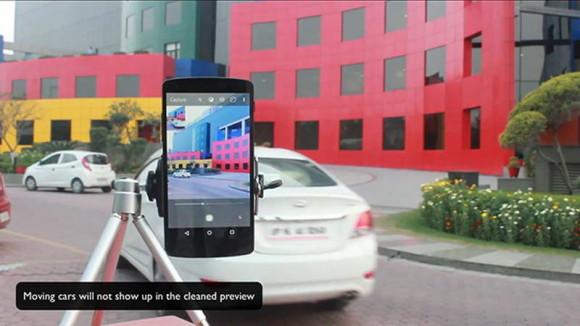 Adobe представил технологию «стирания» туристов с фотографий.