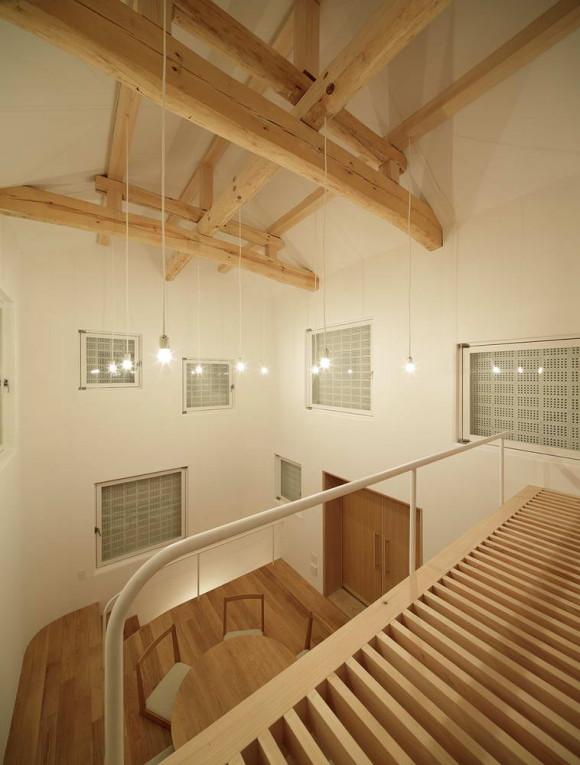 Садовый домик в Японии