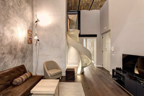 Частная квартира (Residenza Privata) в Италии от MOB ARCHITECTS.