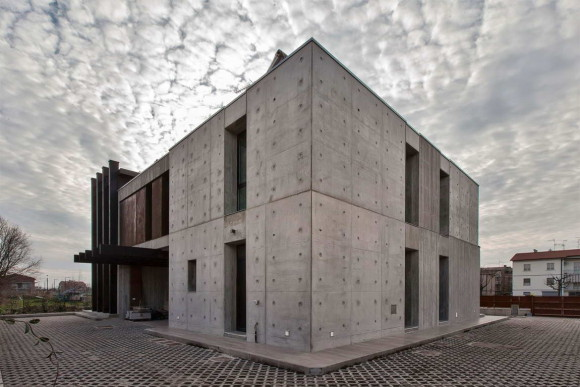 Дом для писателя в Италии