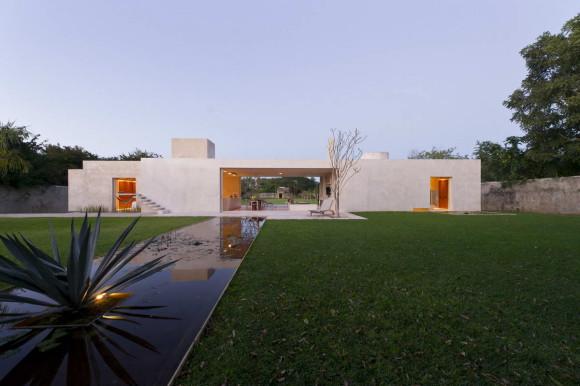 Гостевой дом в Мексике