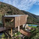 Дом Эль Маки (Casa El Maqui) в Чили от GITC arquitectura.
