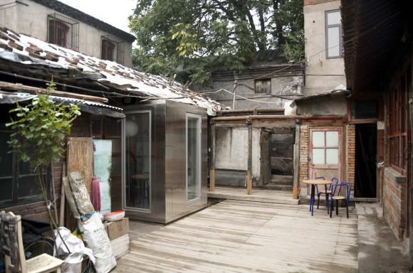 Courtyard House Plugin 4