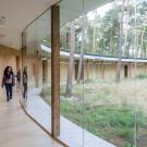 Хостел Вади (Hostel Wadi) в Бельгии от Studio Bernardo Secchi & Paola Vigano.
