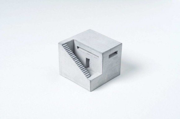 Miniature Concrete Village 2