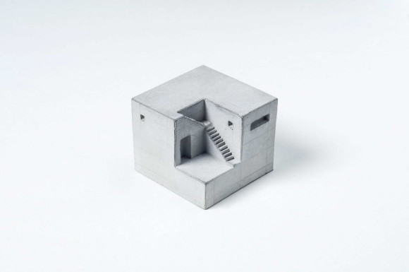 Miniature Concrete Village 3