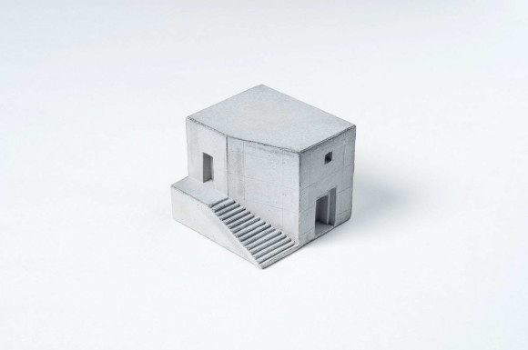 Miniature Concrete Village 4