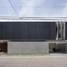 Дом с двором (Patio House) в Японии от Yaita and Associates.