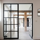 Проект V (Project V) в Голландии от Doret Schulkes Interieurarchitecten.