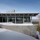 Дом у реки (River House) в США от Suyama Peterson Deguchi.