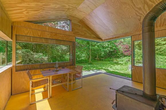 Thoreaus cabin 10