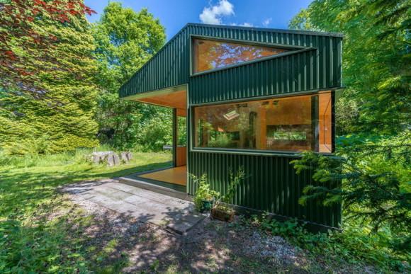 Thoreaus cabin 4