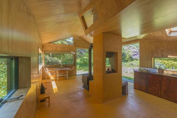 Thoreaus cabin 7
