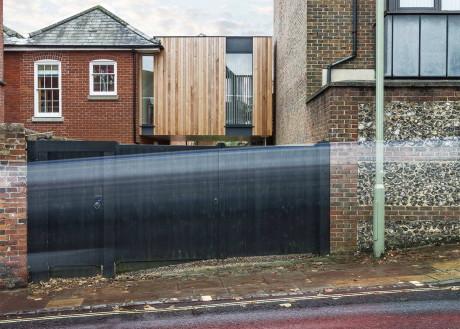 Расширение дома в Англии