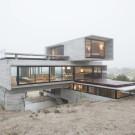 Дом Гольф (Casa Golf) в Аргентине от Luciano Kruk Arquitectos.