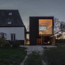 Дом 05 (House 05) во Франции от ZIEGLER Antonin architecte.