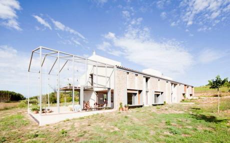 Загородный дом в Испании