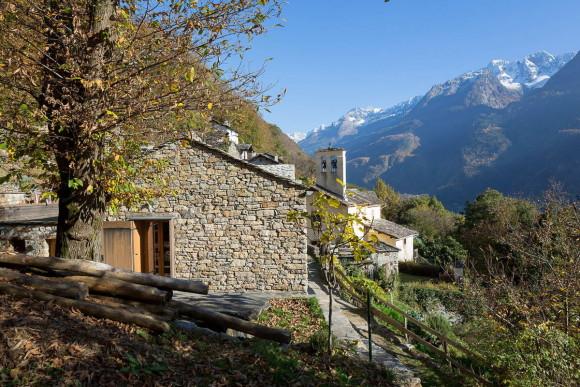 Mountain Stone House 8