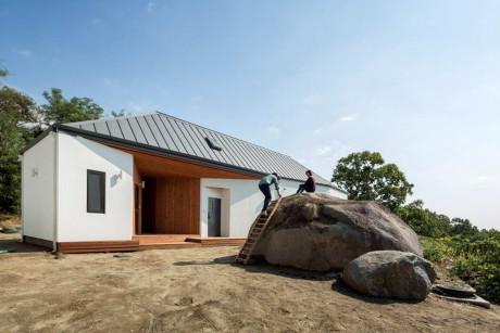 Загородный дом в Южной Корее