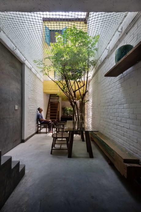 Городской дом во Вьетнаме