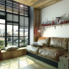 Маленькая квартира (Teeny Tiny Apartment) на Украине от One Studio.
