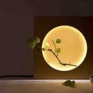 Лампа Луна (The Moon Lamp) от Design Shanghai.
