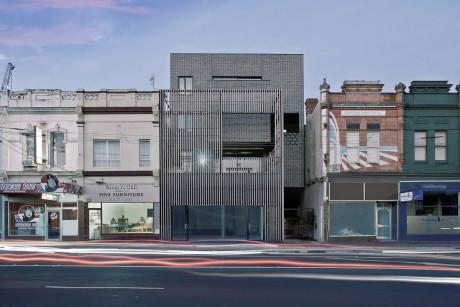 Дом на девять квартир в Мельбурне