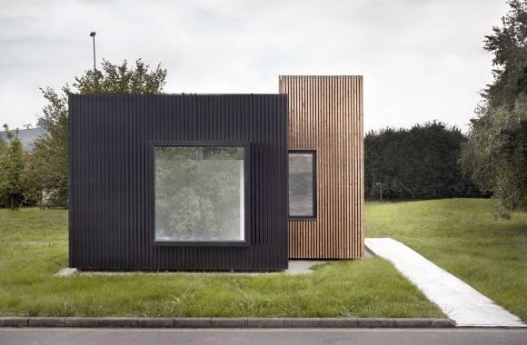Модульный дом в Испании