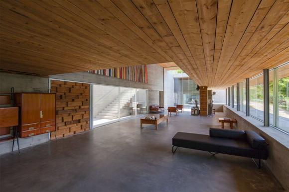 Дом на склоне в Португалии