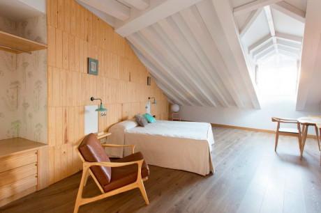 Отель в деревенском стиле в Испании
