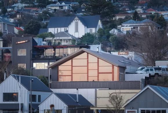 Городской дом в Новой Зеландии