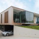 Дом М (M House) в Голландии от LIAG architects.