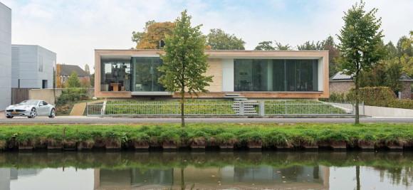 Загородная вилла в Голландии