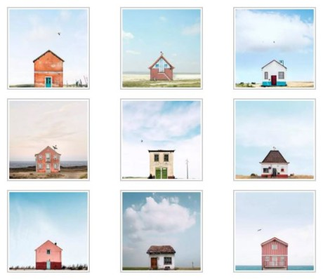 Фотограф Manuel Pita, известный под псевдонимом sejkko, больше года путешествовал по Португалии, снимая одинокие дома региона.