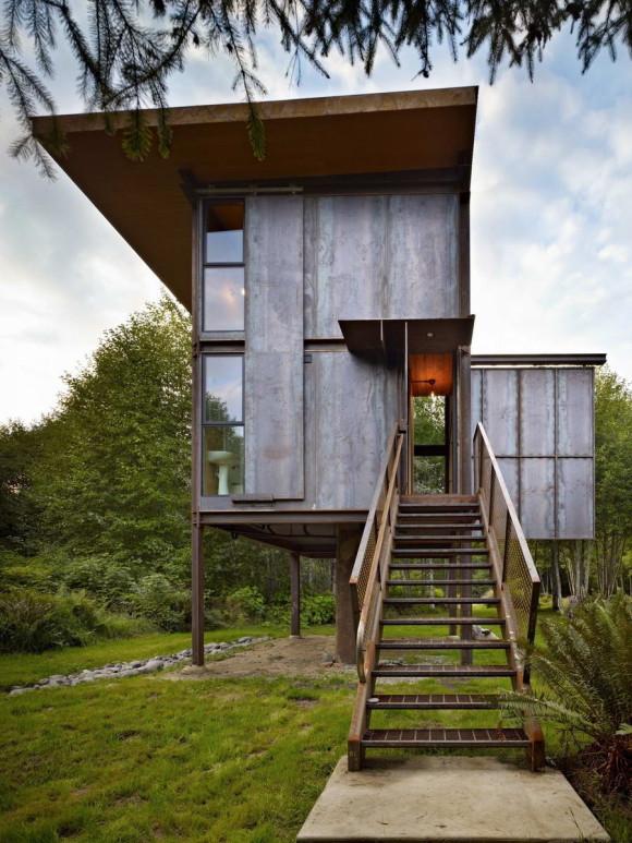 Sol Duc Cabin 3