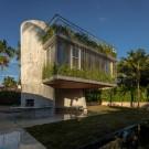Дом «Солнечный путь» (Sun Path House) в США от Studio Christian Wassmann.