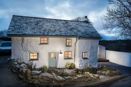 Реконструкция дома в Англии