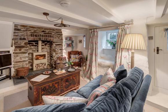 Sweetpea Cottage 13