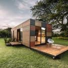 Модульный дом VIMOB в Колумбии от Colectivo Creativo Arquitectos.
