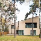 Вилла в Расторгуево (Villa Rastorguevo) в России от ООО «Гикало Купцов Архитекторы».