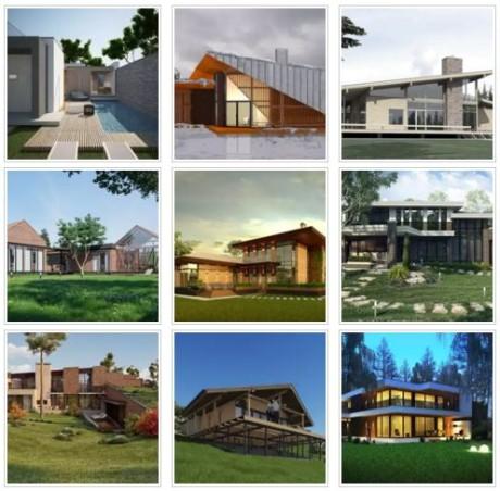 Всего в 2015 году Каталог был пополнен 35 авторскими проектами архитекторов из России, Украины, Литвы, Молдавии и Италии.