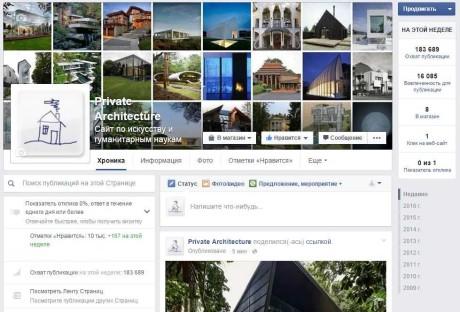 Количество подписчиков нашей страницы на Facebook перевалило за отметку 10000!