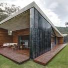 Дом ГГ (Casa GG) в Мексике от Elias Rizo Arquitectos.