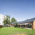 ДомТ (DomT) в Словакии от Martin Boles Architect.