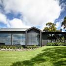 Дом Флиндерс (Flinders House) в Австралии от Canny Architecture.