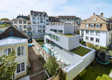 Городской дом во Франции